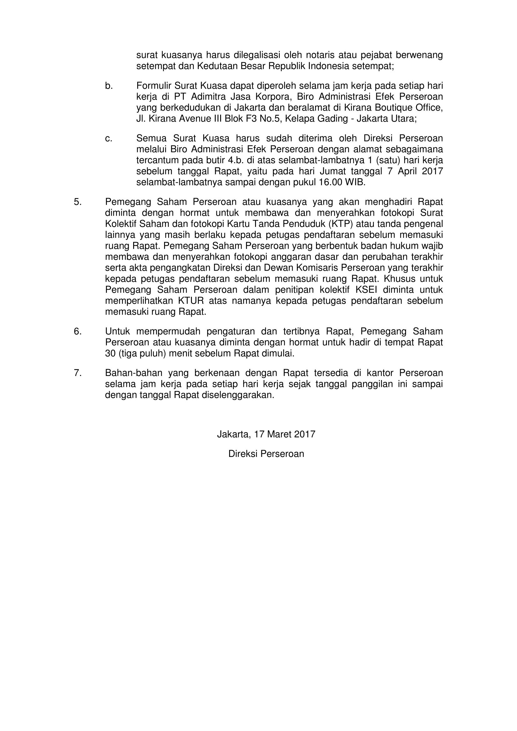 Iklan panggilan - Indo Web-3